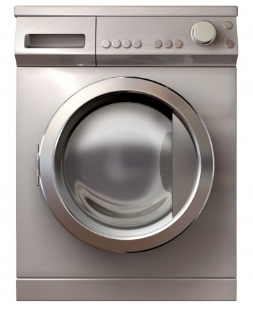 washing machine leaving spots on clothes